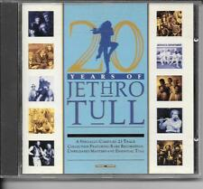 CD COMPIL 21 TITRES--JETHRO TULL--YEARS OF JETHRO TULL