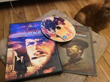 Dvd Clint Eastwood Et pour quelques dollars de plus  culte!!