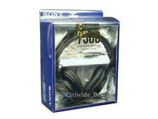 Sony MDR-7506 Professional Closed-Ear Back Large Dynamic Audio Headphones UK*au