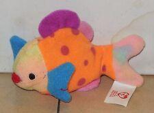 2000 Mcdonalds Happy Meal Toy Teenie Beanies Lips The Fish