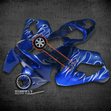 Blue Flame ABS Fairing Bodywork For Kawasaki Ninja ZX-9R ZX9R 1998 1999 98 99 wd