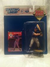 Vintage 1995 Bob Hamelin Kansas City  Royals Starting Lineup Action Figure NOS
