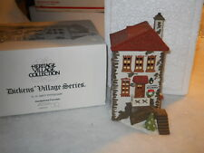 Dept 56 Heritage Village Collection Dickens Series C.H. Watt Physician 5568-9