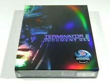 Terminator 2 Judgment Day Blu-ray Steelbook Novamedia Full Slip Ed. #60/900