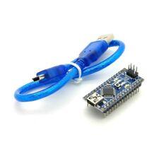 kompatibler Arduino Nano mit Atmel Mega 328P Prozessor & FTDI FT232RL USB Chip
