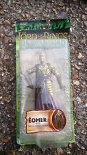 TOY BIZ THE LORD OF THE RINGS THE FELLOWSHIP OF THE RING  SUPER POSEABLE EOMER