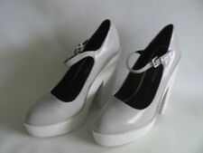 """River Island Synthetic Leather Very High (greater than 4.5\) Women's Heels"""""""