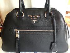 NWT PRADA Vitello Phenix Leather Handbag 1BB054 RRP €1450