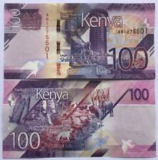 Kenya 2019 year 100 shilling BrandNew Banknotes