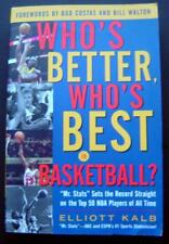 Who's Better, Who's Best in Basketball? Mr. Stats Sets the Record Straight
