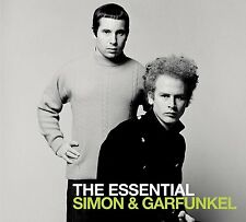 SIMON AND & GARFUNKEL THE ESSENTIAL 2x CD THE VERY BEST OF / GREATEST HITS / NEW