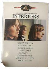 Interiors (DVD, 2000)