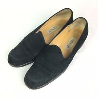 4c1e59e279a Coach New York Womens Suede Leather Loafers Slip On Shoes Made in Italy  Size 7 B
