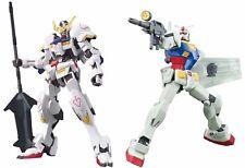2 Bandai Models - HG Orphans Gundam Barbatos & HGUC RX-78-2 Gundam Revive