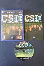 PS2 : CSI : OMICIDIO IN 3 DIMENSIONI - Completo, ITA ! CRIME SCENE INVESTIGATION