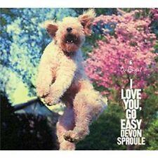 Devon Sproule - I Love You Go Easy [CD]