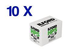 10 X  ILFORD HP5 400 Plus  135-24 / Pellicola negativo bianco e nero