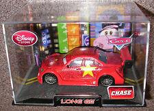 DISNEY PIXAR CARS 2 Long Ge  W/ CASE  DISNEY STORE EXCLUSIVE