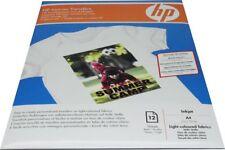 HP Transfer-Papier zum Aufbügeln (T-Shirts)