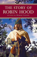The Story of Robin Hood, Leeson, Robert, Very Good Book