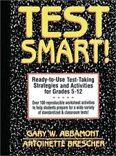 Test Smart!: Ready-to-Use Test-Taking Strategies A