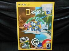 Build It Green: Back to the Beach (CD, 2011) Win/Mac, Includes Plan It Green