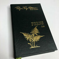 """Easton Press Roger Tory Peterson Field Guides """"Ferns"""" Bonded Leather Plants"""