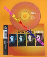 CD singolo RICKY MARTIN LOADED 2001 no mc lp vhs dvd (S1)