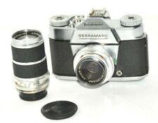 Voigtländer Bessamatic M  mit Skopar  x  2,8 / 50mm , Top !