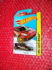 2015 Hot Wheels '12 Ford Fiesta  #78  HW Off-Road  CFK33-09B0E