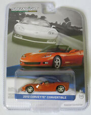 Greenlight 1:64 General Motors 1 - Chevrolet Corvette Convertible 2012 Brand new