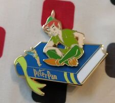 Wdi Disney Storybook Collection A Treasury of Tales Peter Pan Le 250 Disney Pin