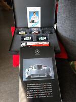 Herpa DTM 1991 Koffer Mercedes Benz Museum a (Aufl. 500 St) SEHR SELTEN