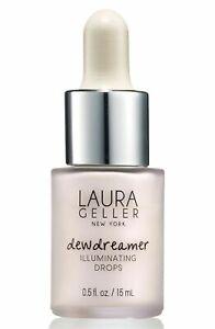 Laura Geller Dewdreamer Illuminating Drops- OPAL CRUSH- Full Size 0.5 fl .oz NEW