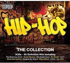 Various Artists - Hip Hop The Collection Rhino PA Digipak CD