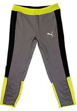 Puma NEW Big Girls Color Block French Terry Pants 61153053F sz 6X $30