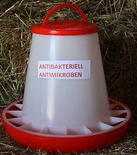 3 kg Futterautomat Hühner ANTIBAKTERIELL Futterspender Küken Wachtel Hühner