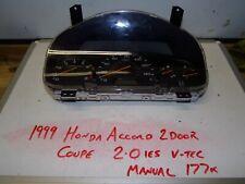 Honda Accord CG2 Speedo
