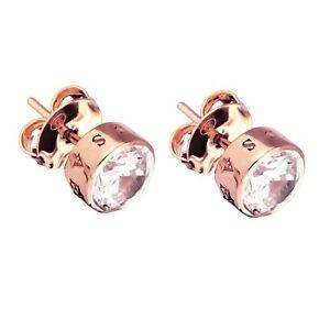 NEU! THOMAS SABO Glam & Soul OHRSTECKER Ohrringe rosé-verGOLDet H1670-416-14 NEU
