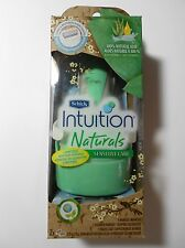 Schick Intuition Naturals Sensitive Razor Limited Edition Handle Spring Blossoms