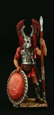 Tin soldier, Collectible, Greek Athenian Hoplite 54 mm, Ancient Greece