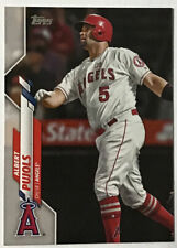 2020 Topps Series 2 Base #497 Albert Pujols Los Angeles Angels