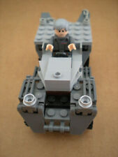 Lego Army Military Car Truck Loose Only Vehicle with Minifigure Driver