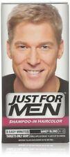 Just For Men Shampoo-In-Color Sandy Blond H-10