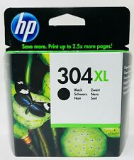 HP N9K08AE HP 304XL Cartucho Original Negro XL Envy 5010/5020/5030/5032