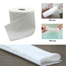 Disposable Face Towel Nonwoven 30M for Travel Outdoor Bathroom