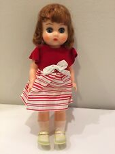"""Vintage Reliable 8.5"""" Doll No. 000 Made in Canada Sleepy Eyes"""