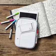 Eat Sleep Doodle iPad Mini Tablet Case-Wash-out Fabric Mini-markers included