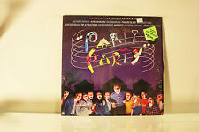 PARTY PARTY - MOVIE SOUNDTRACK - VARIOUS A&M 1982 IN SHRINK VINYL LP -F