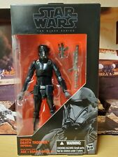 Star Wars Imperial Death Trooper Rogue One The Black Series 6inch